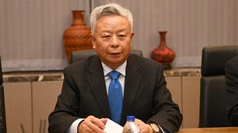 亚投行和进博会都将推动全球化合作——访亚洲基础设施投资银行行长金立群