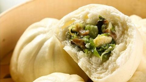 西坡:上海的菜馒头