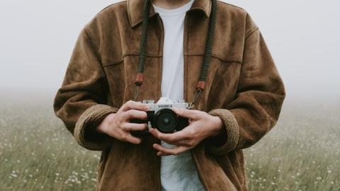 老相机里的时代记忆