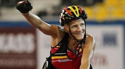 残奥会冠军费福尔特选择安乐死离世,送别她,愿天堂再没有痛苦!