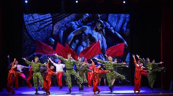 十日谈 | 俄罗斯的舞,上海的歌