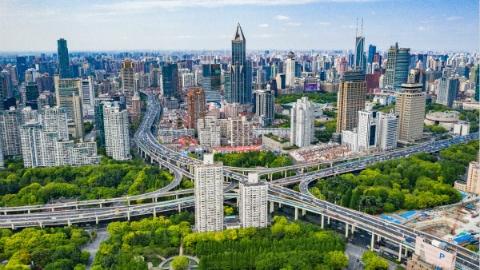 """""""制度优势""""推进城市治理现代化:治理体系和治理能力现代化,上海在行动"""