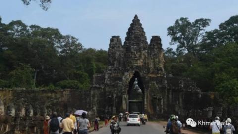 柬埔寨近四成国际游客来自中国