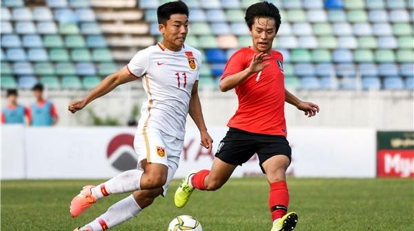 U19国足25年首次无缘亚青赛,中国足球浪费了10年光阴