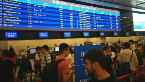 青年驿站提供宿舍 各界纷纷伸出援手:热心人士助内地学子撤离香港校园