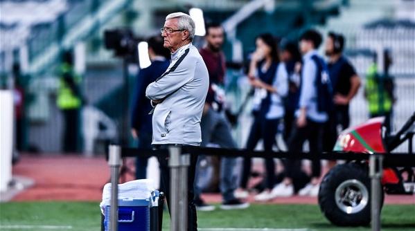 第二次放弃中国足球!里皮宣布辞职