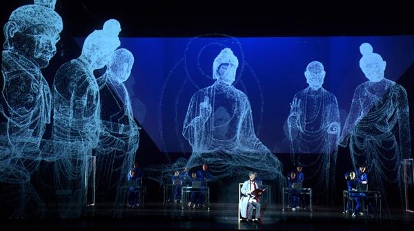 《敦煌女儿》《雷雨》走进北大清华,上海沪剧院戏曲进校园再续新篇