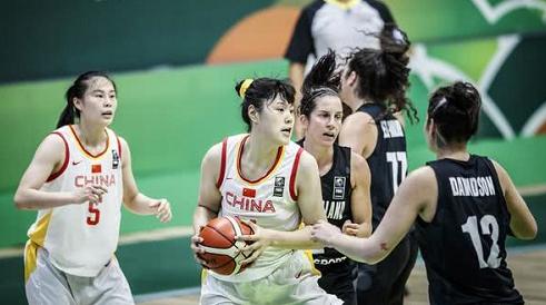 奥预赛中国女篮94比71大胜新西兰队,下场拿下菲律宾可确保出线