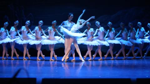 """这群""""天鹅""""真性情 !安娜尼娅什维丽携格鲁吉亚国家芭蕾舞团献演《天鹅湖》"""