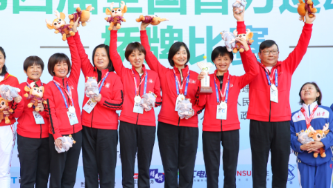智运会桥牌女团上海三连冠,创纪录的成绩是怎么来的?