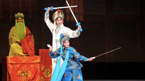 昆粤合演《白蛇传》献演上海国际艺术节,沪港两大剧种如何同台诠释经典?
