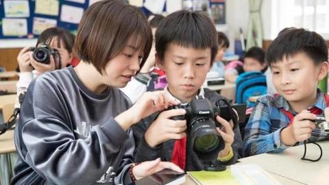 减负新气象|浦东新区海桐小学:教会孩子自主学习自主探究