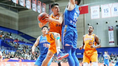 上海男篮99:92战胜苏州肯帝亚止住两连败