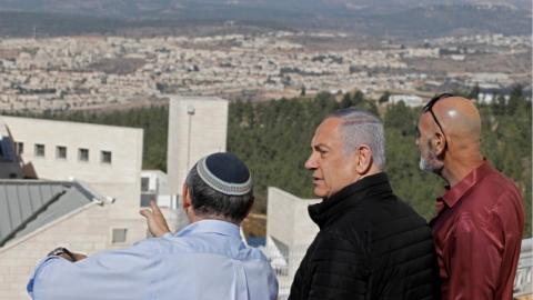 """否认犹太人定居点违法 美国""""变脸""""遭谴责"""
