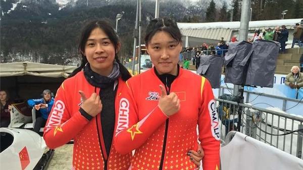 从刘翔师妹到雪车冠军,上海小囡应清的跨界之路不简单!