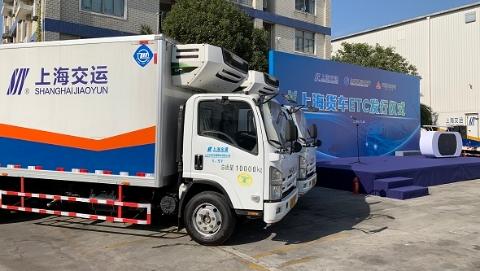 11月26日起上海货车可办理ETC 明年享受优惠快捷通行