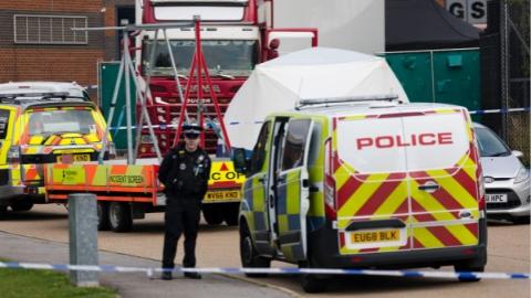 英国货车惨案第二名嫌疑人今天将出庭受审