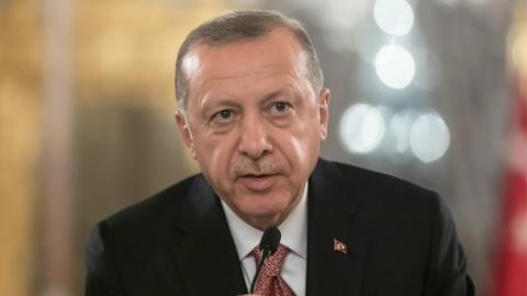 土耳其总统埃尔多安访问卡塔尔:将探讨深化全面合作