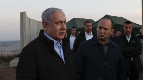 """以色列总理内塔尼亚胡依然""""在岗"""" 执政党或换帅"""