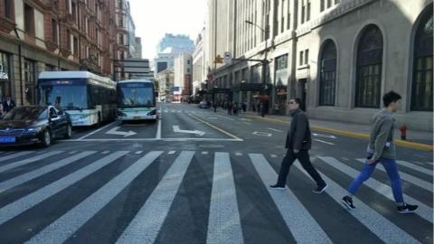 南京东路步行街要东延至四川中路了!下周五起施工5个月,交通组织方案公布