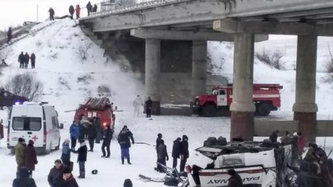 俄大巴坠桥41人伤亡 车上没有中国乘客