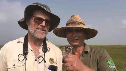 邻距离|最美志愿服务:吹响鸟哨他就能和鸟类沟通