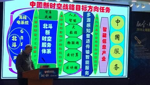 插上AI+5G之翼  创新未来N种应用 上海北斗导航研发与转化功能型平台启动
