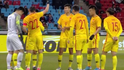 国足输韩国输得没脾气  真实差距比1比0比分更可怕