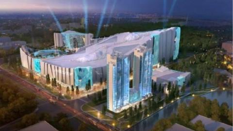 临港新片区与上海建工达成战略合作,将建成全球最大综合室内滑雪项目