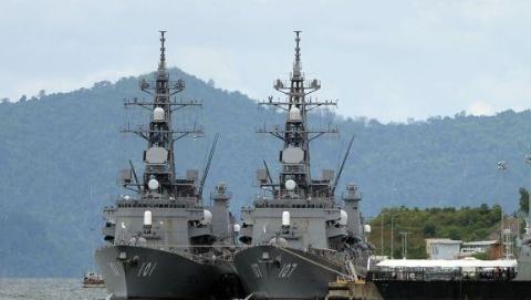 """日本内阁决定向中东派自卫队 被日媒描述为""""敏感话题"""""""