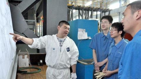 原金疆:从一把锉刀开始,成就燃气轮机装备技术从100%进口到100%国产