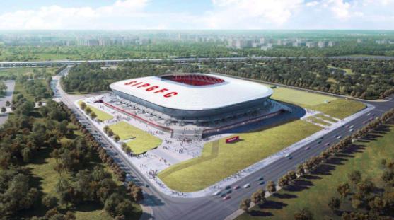 【新时代新作为新篇章】一座城,为球狂!上海将先后举办2021世俱杯和2023亚洲杯