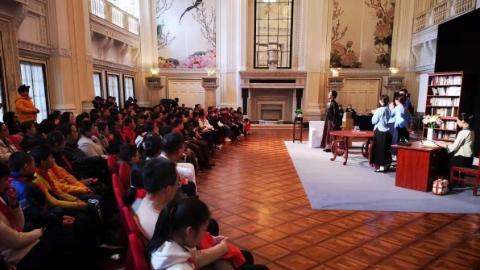 孙中山宋庆龄主题实验舞台剧《莫利爱路寓所的一天》完成2019年度巡回演出