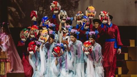 中匈联合制作歌剧《微笑王国》亮相布达佩斯大艺术宫