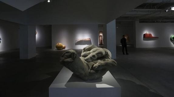 李旭:面对AI,雕塑艺术象征着人类的尊严
