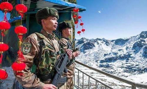 军人的春节,每年都是这样度过的……