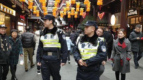 """社区""""大管家""""的别样春节——记黄浦公安分局的社区民警沈超"""