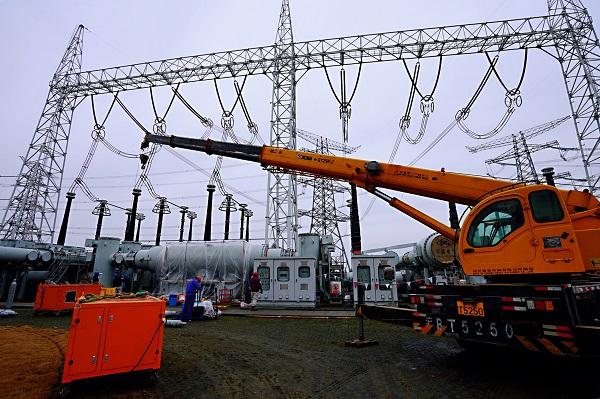 100余项检修消缺任务!上海最高电压等级变电站首次年检