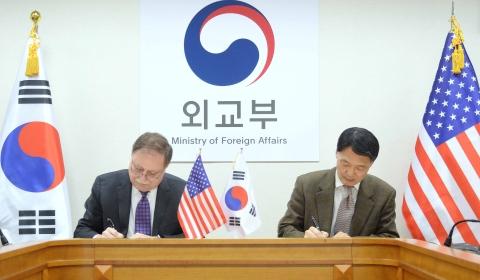 涨价!韩国分担美驻军费用上升8.2% 有效期1年