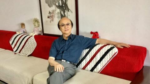 生活在上海   黎中城:一生梨园耕耘 78岁再创新剧