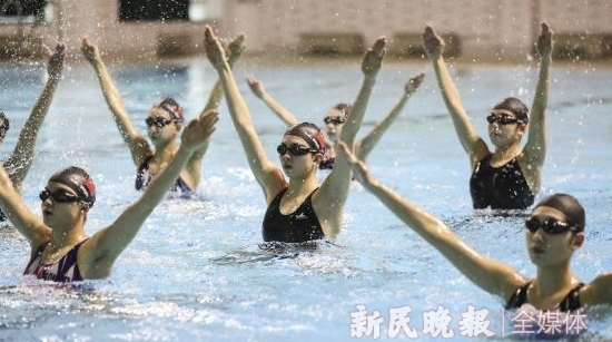 绿舟植青苗青运待绽放 沪上运动队后备力量冬训进行时