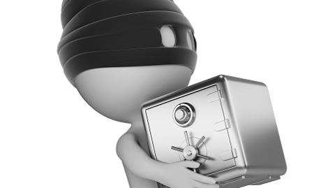 民警模拟实验寻找失窃的保险箱:找赃款的过程就像电影情节一样!