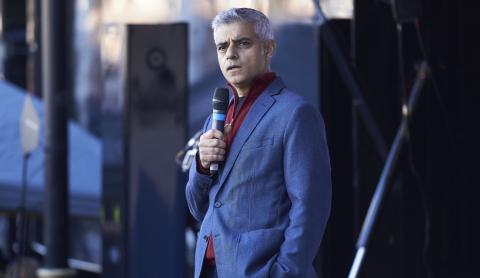"""伦敦拟用GPS""""盯防""""持刀犯罪获释者"""