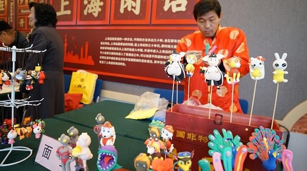 """你的上海话""""来三""""不""""来三""""?去市群艺馆的""""元宵集市""""赛一下!"""