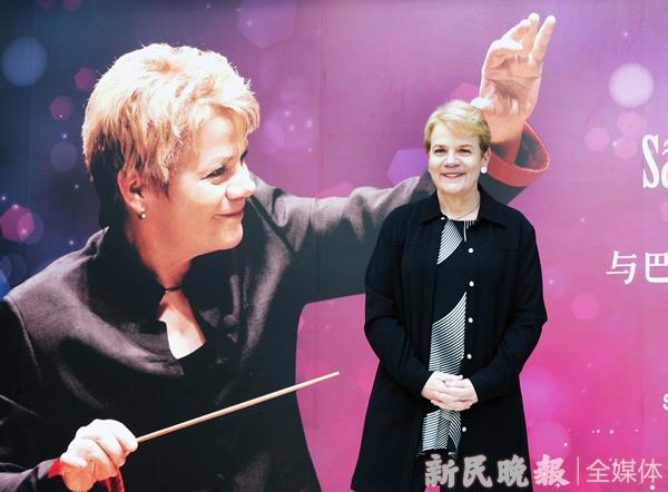第一女指挥今晚亮相上海大剧院,亚洲首秀为恩师伯恩斯坦圆梦