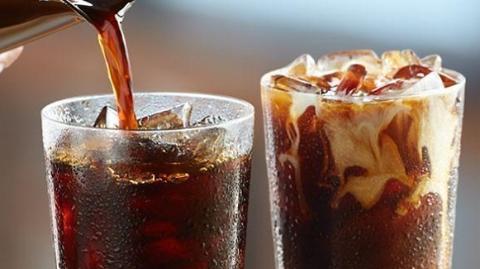 四海城事 | 暖冬促韩国冰咖啡销量猛增