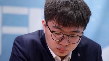 LG杯世界围棋棋王战收盘 中国棋手杨鼎新首获世界冠军