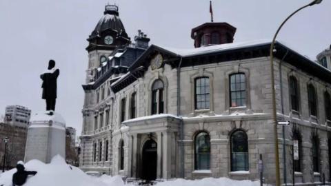 蒙特利尔遇25年来最大降雪,8天花了4千万除雪