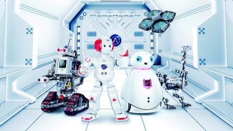 """上海冲浪AI 上海AI企业刮起教育机器人""""能力风暴"""""""