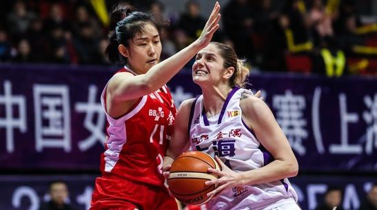 从五连败到四人入选全明星,上海女篮走过难忘一季